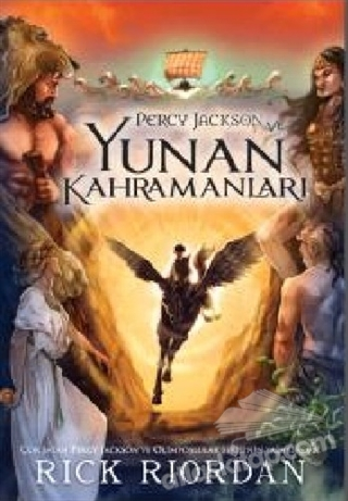 PERCY JACKSON VE YUNAN KAHRAMANLARI (  )