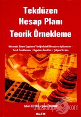TEKDÜZEN HESAP PLANI TEORİK ÖRNEKLEME (  )