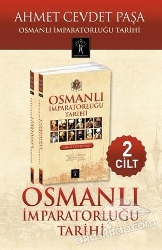OSMANLI İMPARATORLUĞU TARİHİ (2 CİLT TAKIM) (  )