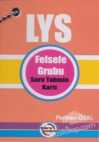 LYS FELSEFE GRUBU SORU TAHMİN KARTI (  )