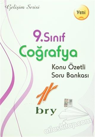 GELİŞİM SERİSİ 9. SINIF COĞRAFYA ( KONU ÖZETLİ<BR> SORU BANKASI )