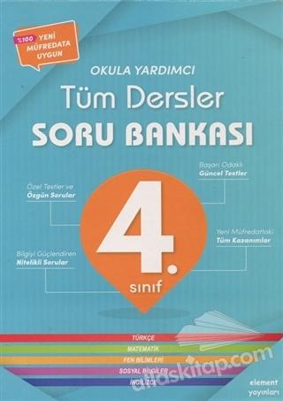 4. SINIF TÜM DERSLER SORU BANKASI (  )