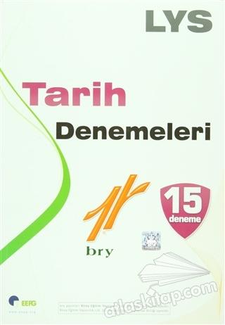 BİREY LYS TARİH DENEMELERİ 15 DENEME (  )