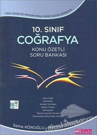 10. SINIF COĞRAFYA KONU ÖZETLİ SORU BANKASI (  )