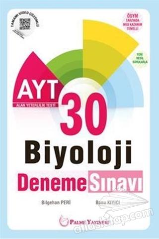AYT BİYOLOJİ 30 DENEME SINAVI (  )