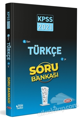 2021 KPSS A'DAN Z'YE TÜRKÇE SORU BANKASI (  )