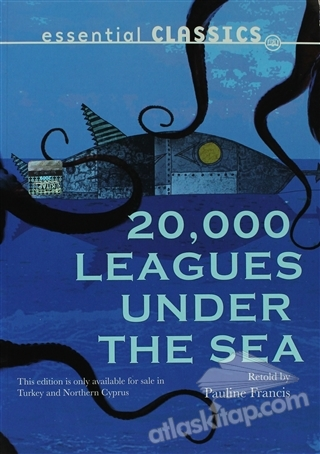 20.000 LEAGUES UNDER THE SEA (  )