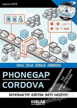 PHONEGAP CORDOVA İLE MOBİL UYGULAMA GELİŞTİRME (  )