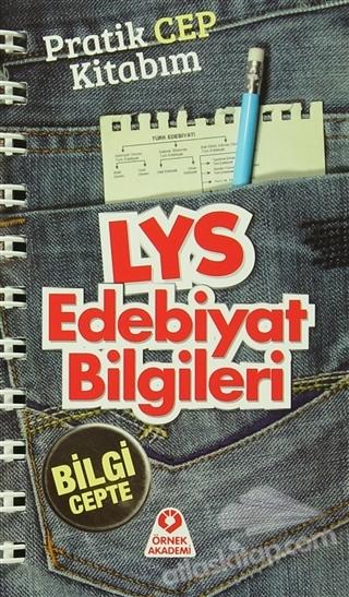 LYS EDEBİYAT BİLGİLERİ - PRATİK CEP KİTABIM (  )