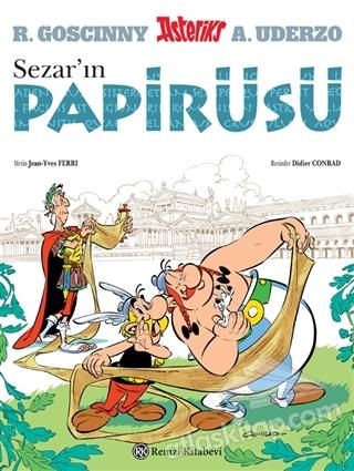 SEZAR'IN PAPİRÜSÜ (  )