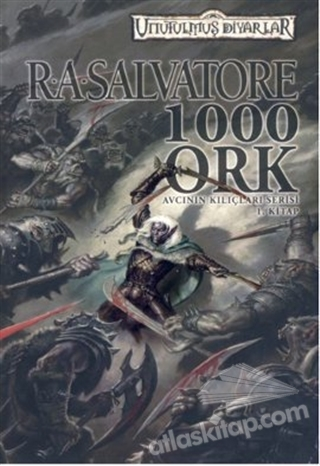 1000 ORK ( AVCININ KILIÇLARI SERİSİ 1. KİTAP )