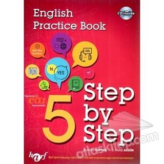 STEP BY STEP 5: ENGLİSH PRATİCE BOOK (CD'Lİ) (  )