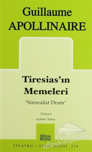 """TİRESİAS'IN MEMELERİ """"SÜRREALİST DRAM"""" (  )"""
