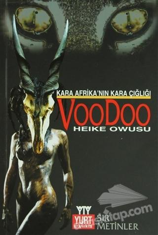 KARA AFRİKA'NIN KARA ÇIĞLIĞI VOODOO (  )