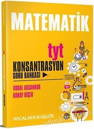 TYT MATEMATİK KONSANTRASYON SORU BANKASI (  )