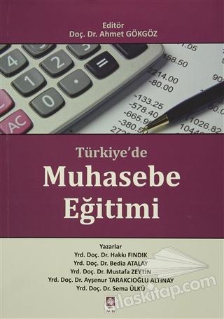 TÜRKİYE'DE MUHASEBE EĞİTİMİ (  )
