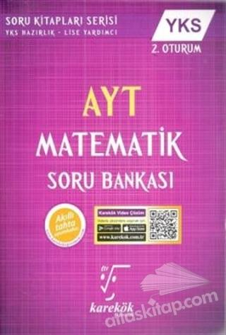 AYT MATEMATİK SORU BANKASI (YKS 2. OTURUM) (  )