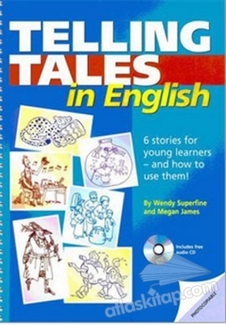 TELLİNG TALES İN ENGLİSH + CD (  )