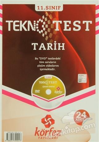 KÖRFEZ - 11. SINIF TARİH TEKNO POŞET TEST (  )