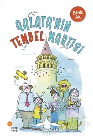 GALATA'NIN TEMBEL MARTISI (  )