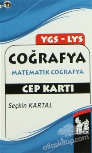 YGS - LYS COĞRAFYA CEP KARTI (  )