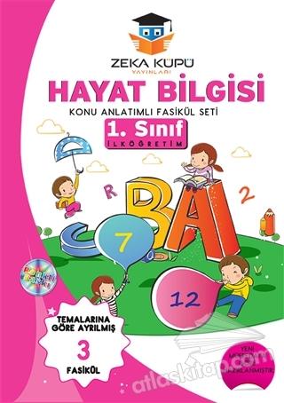 ZEKA KÜPÜ 1. SINIF HAYAT BİLGİSİ KONU ANLATIMLI FASİKÜL (3 FASİKÜL) (  )
