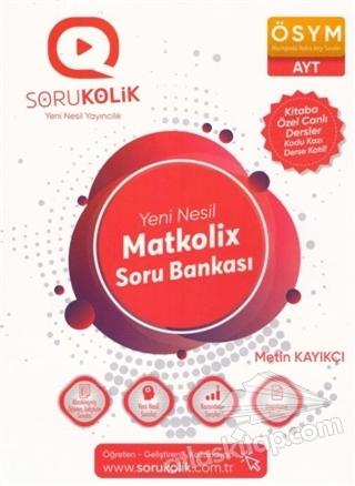 AYT YENİ NESİL MATKOLİx SORU BANKASI (  )