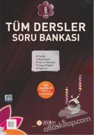 8. SINIF TÜM DERSLER SORU BANKASI (  )
