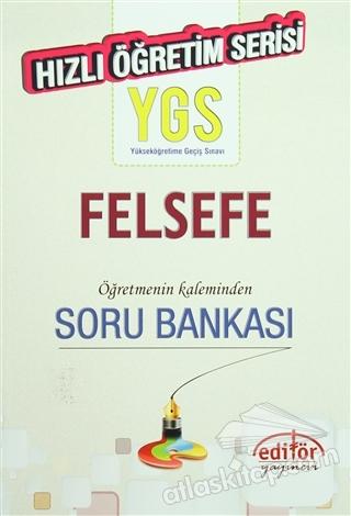 YGS FELSEFE ÖĞRETMENİN KALEMİNDEN SORU BANKASI (  )