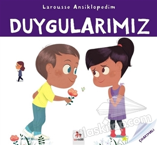 DUYGULARIMIZ - LAROUSSE ANSİKLOPEDİM (ÇIKARTMALI) (  )