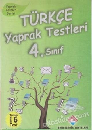 TÜRKÇE YAPRAK TESTLERİ 4. SINIF (  )