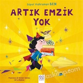 SÜPER KAHRAMAN BEN - ARTIK EMZİK YOK (  )
