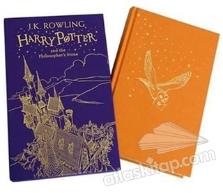 HARRY POTTER AND THE PHİLOSOPHER'S STONE SLİPCASE EDİTİON (  )