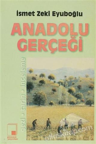 ANADOLU GERÇEĞİ (  )