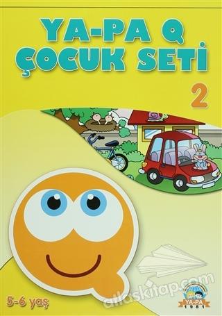 YA - PA Q ÇOCUK SETİ - 2 (  )