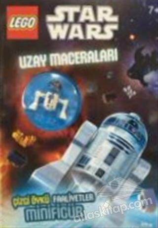 LEGO STAR WARS - UZAY MACERALARI ( ÇİZGİ ÖYKÜ FAALİYETLER MİNİFİGÜR )