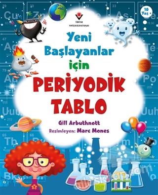 YENİ BAŞLAYANLAR İÇİN PERİYODİK TABLO (  )