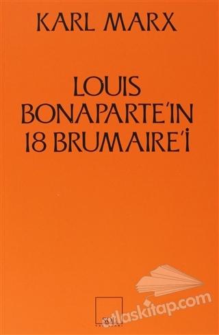 LOUİS BONAPARTE'IN 18 BRUMAİRE'İ (  )