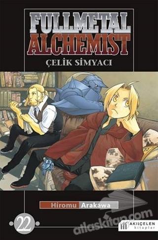 FULLMETAL ALCHEMİST - ÇELİK SİMYACI 22 (  )