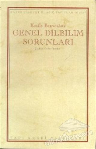 GENEL DİLBİLİM SORUNLARI (  )