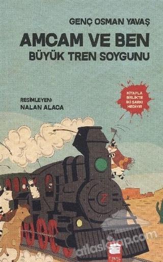 AMCAM VE BEN 3 - BÜYÜK TREN SOYGUNU (  )