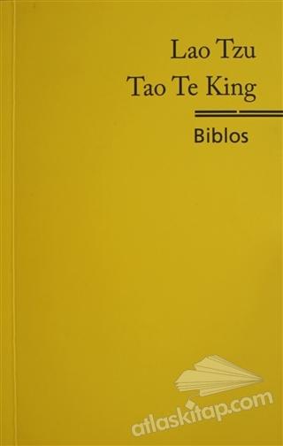 TAO TE KİNG (  )