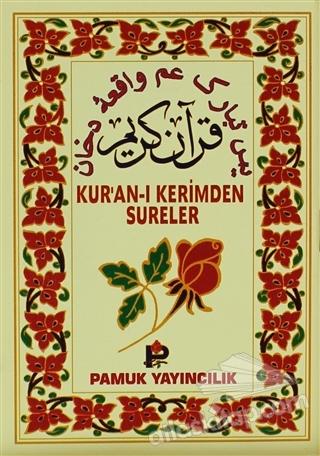 KUR'AN-I KERİMDEN SURELER (YAS-041) (  )