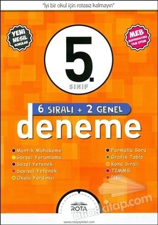 5. SINIF 6 SIRALI 2 GENEL DENEME (  )