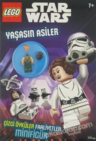 LEGO STAR WARS - YAŞASIN ASİLER (  )