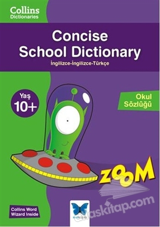 COLLİNS CONCİSE SCHOOL DİCTİONARY (  )