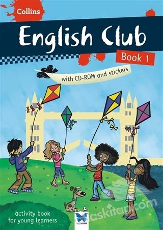 COLLİNS ENGLİSH CLUB BOOK 1 (  )
