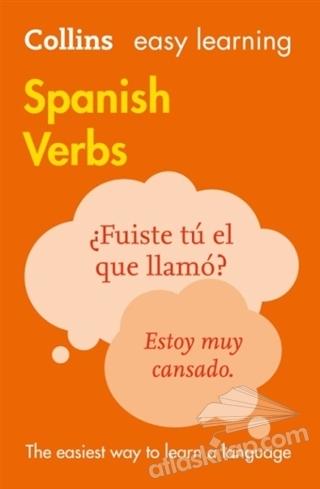 EASY LEARNİNG SPANİSH VERBS (3RD ED) (  )
