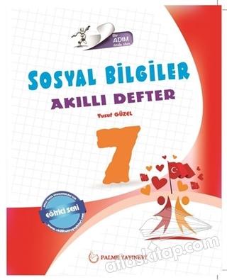 7. SINIF SOSYAL BİLGİLER AKILLI DEFTER (  )
