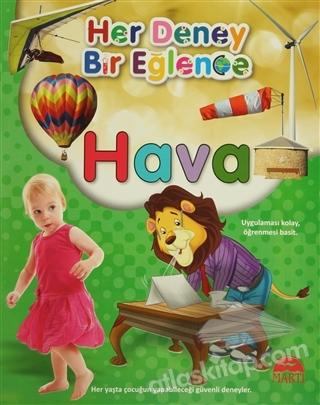 HER DENEY BİR EĞLENCE - HAVA (  )